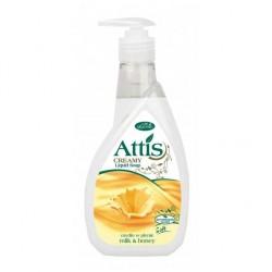 ATTIS CREAMY mydło w płynie...